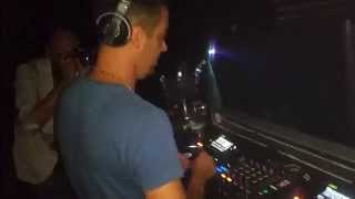 CHRIS DRIFTER live @ Taboo Club - Zagreb - Croatia - 2015.08.15.
