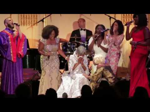 2016 American Theatre Wing Gala: Honoring Cicely Tyson