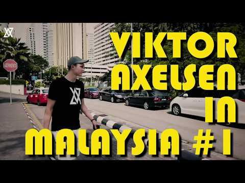VIKTOR AXELSEN -  TRAINING IN KUALA LUMPUR 2019 - /w Sean Casey
