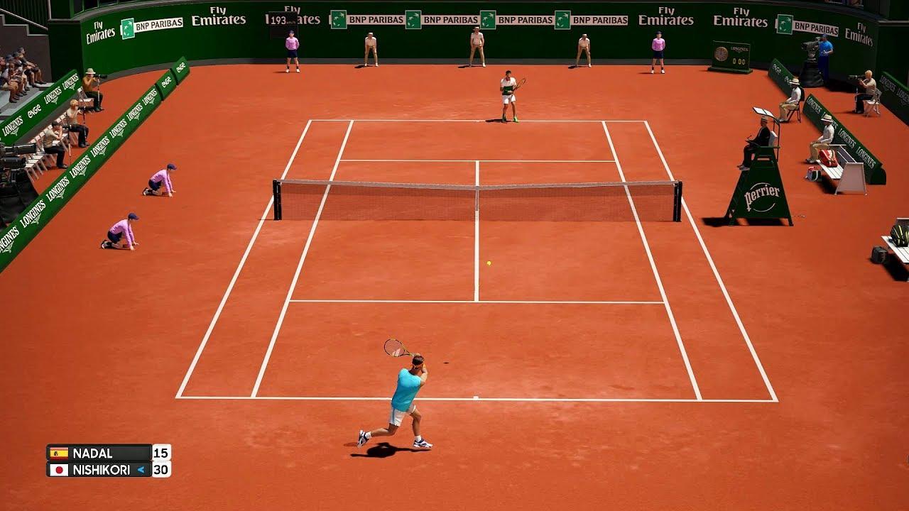 Rafael Nadal vs Kei Nishikori - Roland Garros 2019 - AO ...