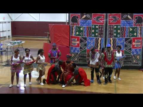 Soweto Chorus Visits Wooster School