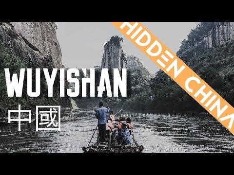 Wuyishan Hidden China 武夷山 | China Travel Vlog