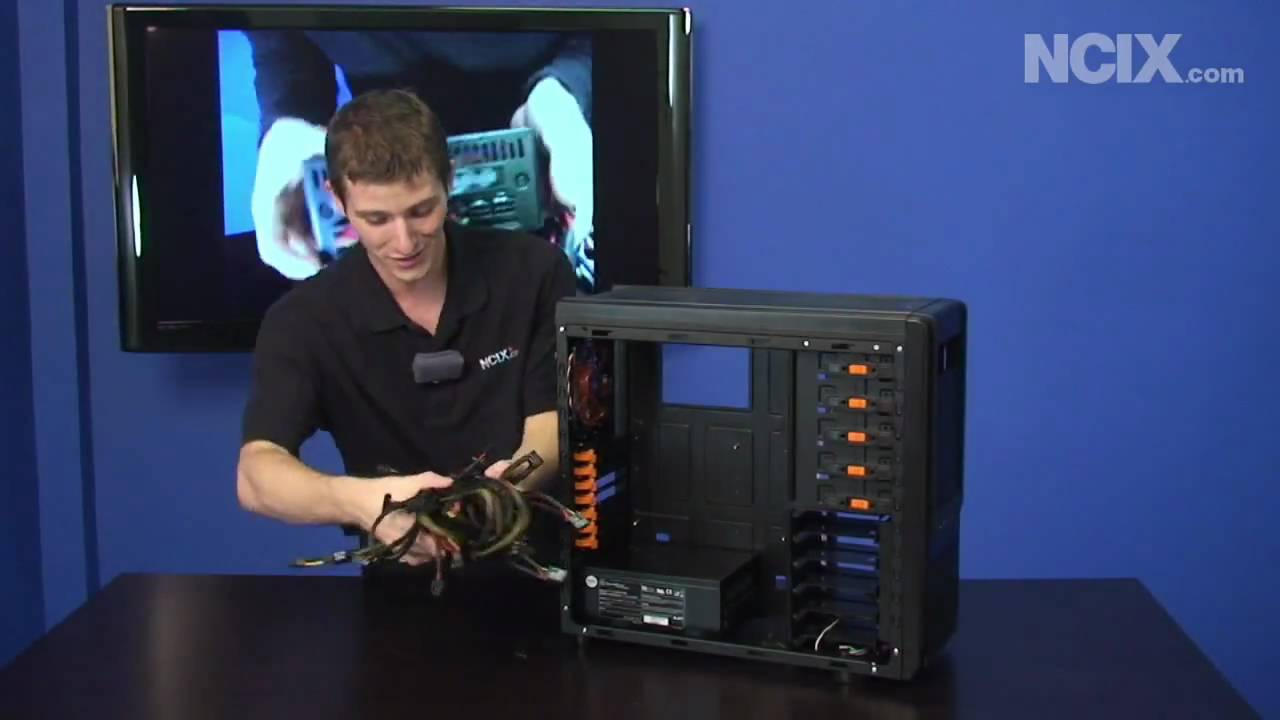 Choosing a power supply. Modular vs Non-Modular (NCIX Tech Tips #57 ...