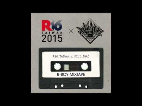 DJ Pilizhao - R16 Taiwan Mixtape 2015