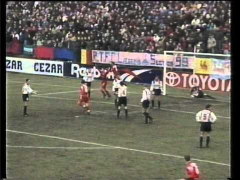 Royal Tilleur Footbal Club Liègeois - RWDM (Coupe de Belgique 95/96)