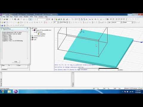Microstrip BandPass Filter Part1