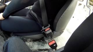 Новые ремни безопасности