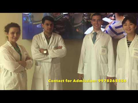 Pirogov Russian National Research Medical Univeristy || Study MBBS In Russia ||