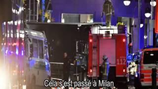 MORT DU TERRORISTE DE BERLIN AUTEUR DE L