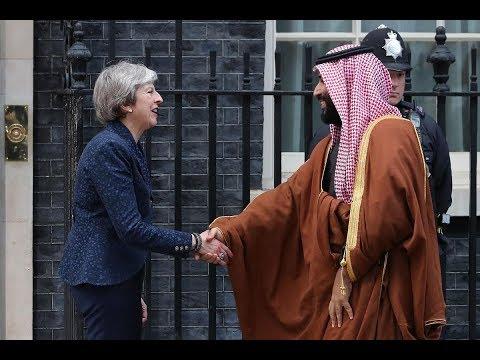 الشراكة الاقتصادية بين السعودية وبريطانيا