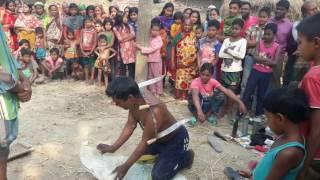 ভয় পাবেনা  এটা গ্রাম বাংলার মজাজ খেলা