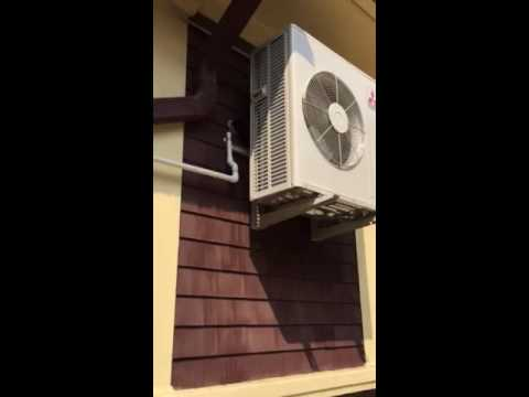 btu heat mitsubishi heating old handler mount pump and cooling air pumps system wtih hyper ductless seer conditioners