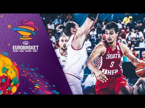 Hungary v Croatia - Highlights - FIBA EuroBasket 2017