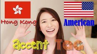 english subs elaine hau 香港美國口音tag hong kong american accent tag
