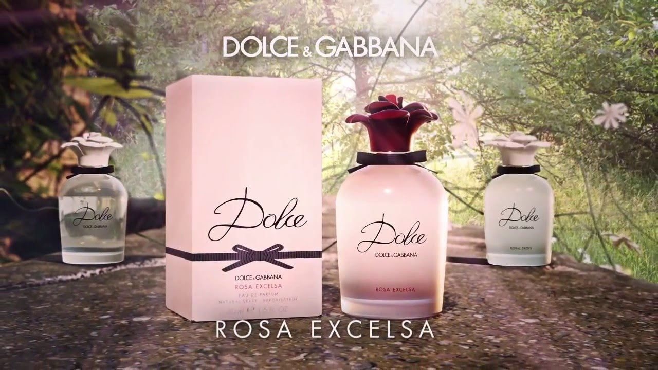 Dolce Gabbana Dolce Rosa Excelsa - YouTube 620901265d0e