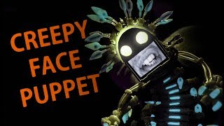 CREEPY Face Puppet