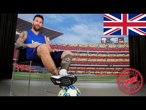 EXCLUSIVE INTERVIEW WITH LEO MESSI with subtitles (english)