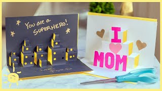 Play | Amazing Pop Up Cards Kids Can Make!
