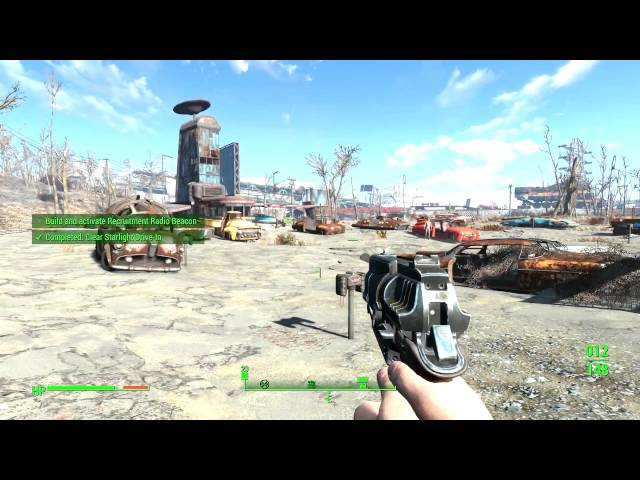 fallout 4 taking point starlight drive in 6 youtubemoney org
