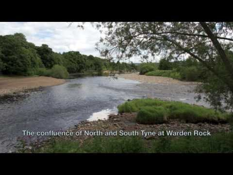 River Tyne from source to mouth