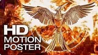 DIE TRIBUTE VON PANEM 3: MOCKINGJAY Motion Poster | 2014 Movie [HD]