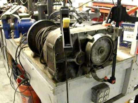 warn 6000 lb winch operation demo youtube Warn Winch Controller Wiring Diagram warn 6000 lb winch operation demo