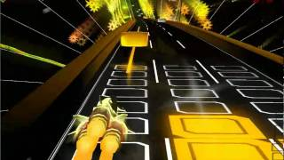 Scott Brown - Turn Up The Music (Marc Smith & Al Storm Remix) - Audiosurf