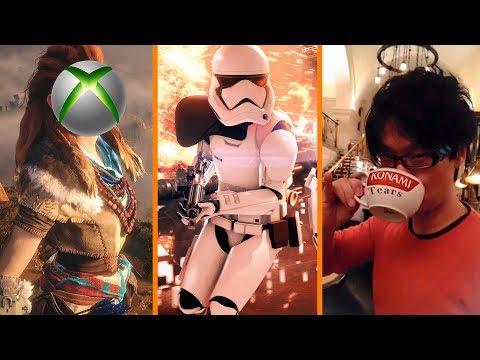 Xbox Copying Horizon + Battlefront 2 Wins E3 + Konami Blacklists Employees - The Know