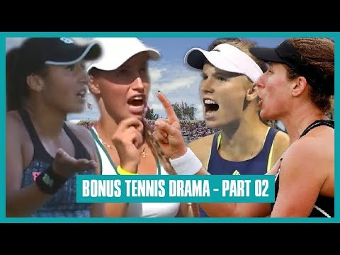Bonus Tennis Drama   Part 02   He's Terrible!   You're Making Decisions That Affect Our Lives!