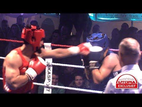 Ivan vs Ruud | Fight Night - UTOPIA (NL) 2018