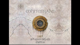 Whitesnake 1987 Album 30th Anniversary Edition Coming October 27th