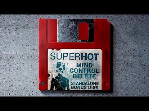СНОВА ОЧЕНЬ ГОРЯЧО - SUPERHOT MIND CONTROL DELETE (прохождение на русском) #9