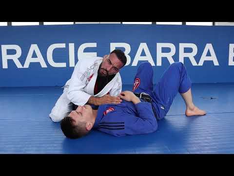 Jiu Jitsu Invisível-Como executar o estrangulamento dos cem kilos com total controle de manipulação