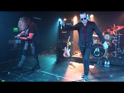 Graham Bonnet Band (Eyes Of The World) With Joey Tafolla 4K