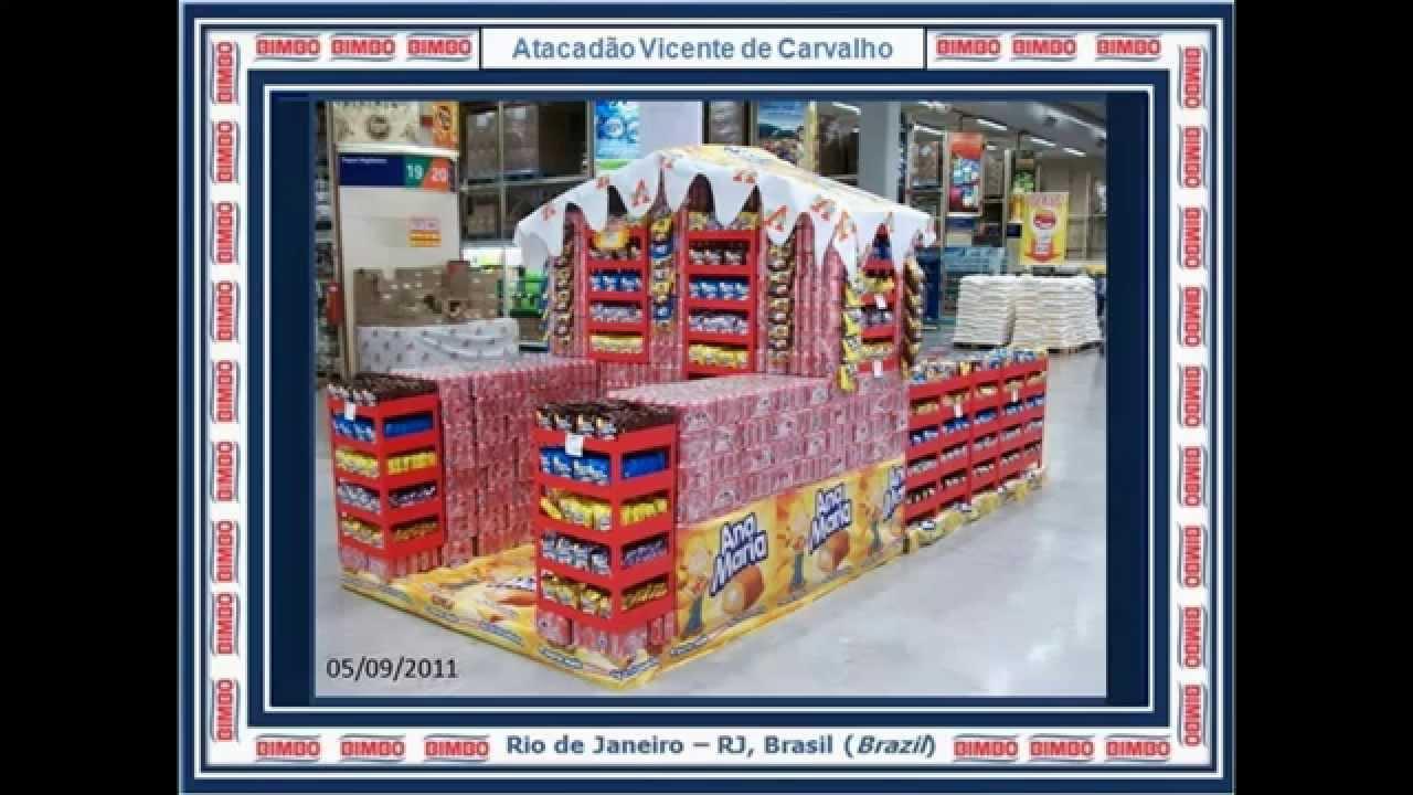 cross merchandising bimbo do brasil com coca cola e ambev cross merchandising bimbo do brasil com coca cola e ambev