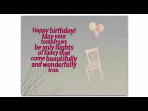 30 Sentimental Birthday Quotes | WishesGreeting