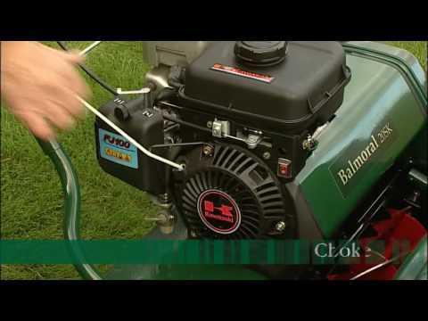 Atco Balmoral 14SE Lawn Mower (Tecumseh AQ148 Engine)из YouTube · Длительность: 2 мин33 с