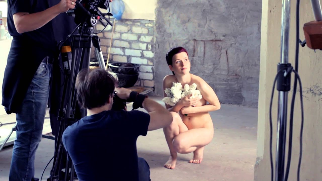 Nude Scene Behind The Scene