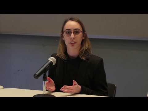 Election 2017: Student Senate Presidential Debate