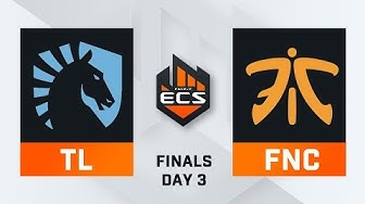Liquid vs Fnatic - Map 1 - Overpass (ECS Season 8 Finals - DAY3)