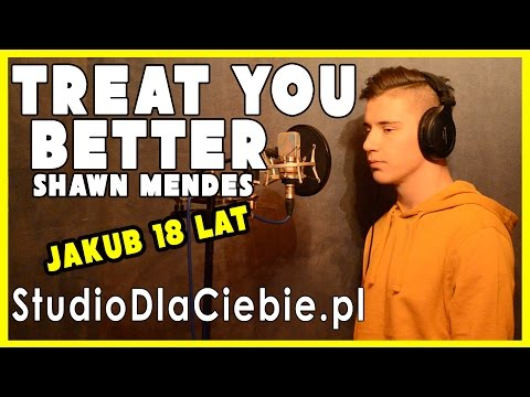 Treat You Better - Shawn Mendes (cover by Jakub...