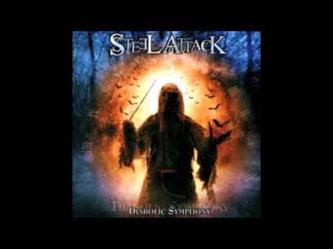 Steel Attack - Diabolic Symphony {Full Album} HD!