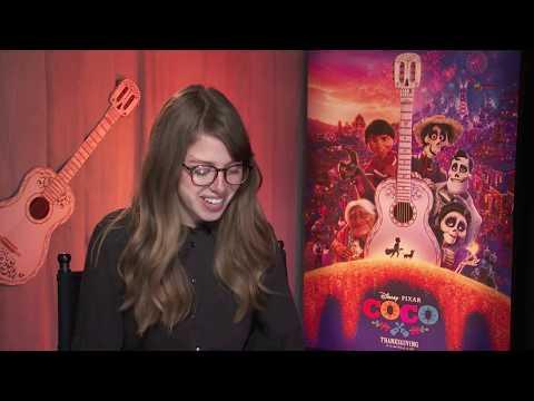 Pixar COCO Interview with Anthony Gonzalez!