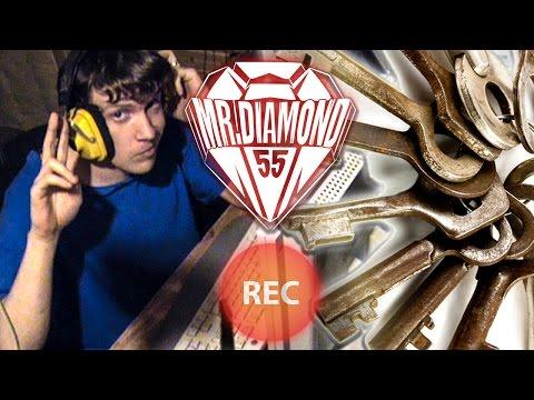 Mr. Diamond 55 - 2010 (Запись песни)