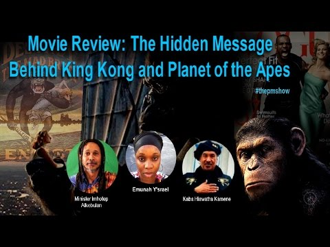 Movie Review: Hidden Message Behind Kong, Planet of the Apes