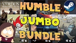 Humble Jumbo Bundle 9 || Last Chance For The Humble Monthly