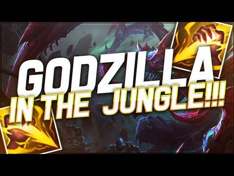 DYRUS   GODZILLA IN THE JUNGLE! CHO GATH OP