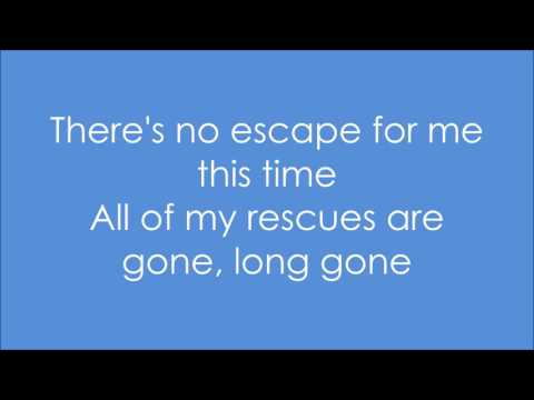 Hazard - Richard Marx Lyrics