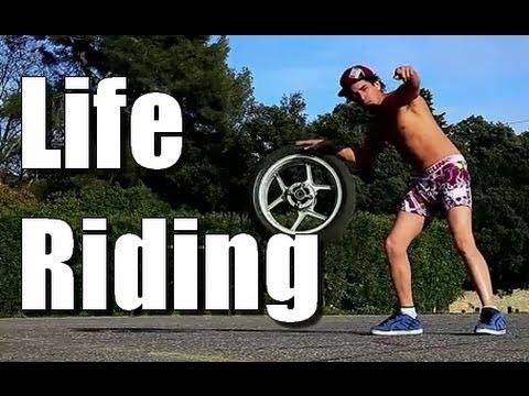 Jorian Ponomareff : Ride your passion - Motorcycle Stunts