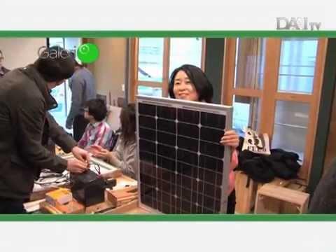 Panel Surya Mandiri Jepang